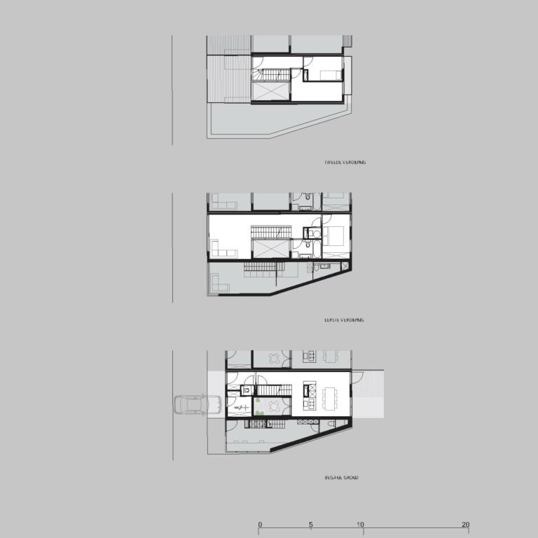 plattegronden patiowoning